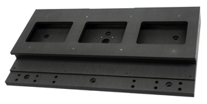 Linear Air Bearing Box Slide individual panel outer surface