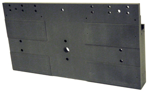 Linear Air Bearing Box Slide individual panel inner surface